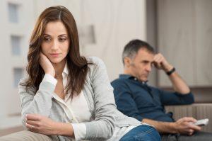 Relationships during litigation